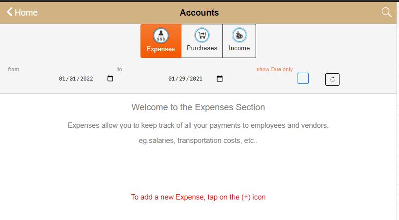 How to Create/Edit/Delete Expenses with ARI
