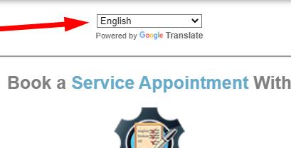 Online Appointments Update (Languages, Parameters, QR codes)
