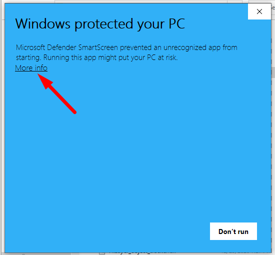 allow access to ARI on your windows